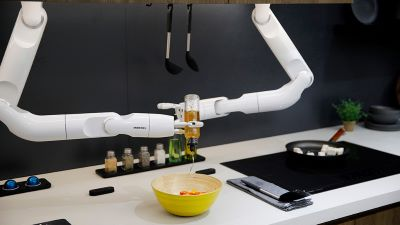 Samsung's newest smart appliance is called Bot Chef