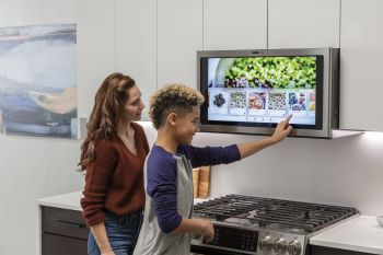 The target audience for smart appliances is Millennials