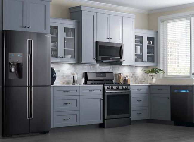 Will Black Stainless Steel replace traditional stainless as the most popular appliance finish?